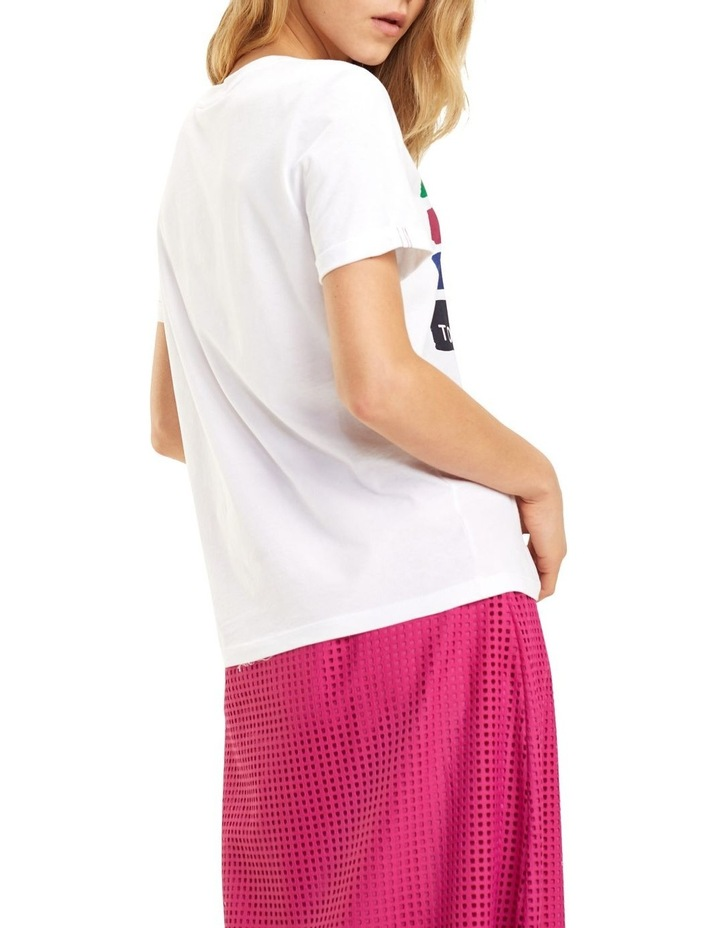 Brooke Crew Neck Tee Short Sleeve image 2