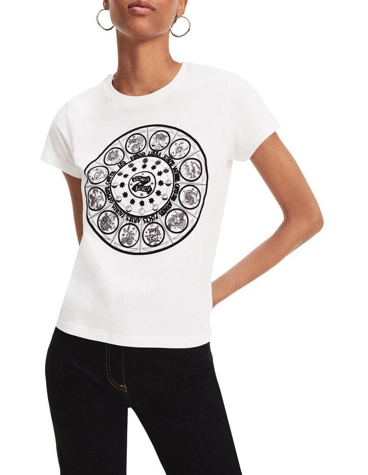 Zendaya New Zodiac Tee Short Sleeve image 1