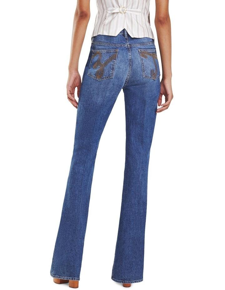 Zendaya High Waist Bootcut Jeans image 2