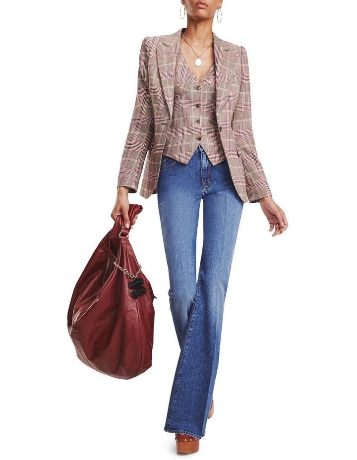 Zendaya High Waist Bootcut Jeans image 4