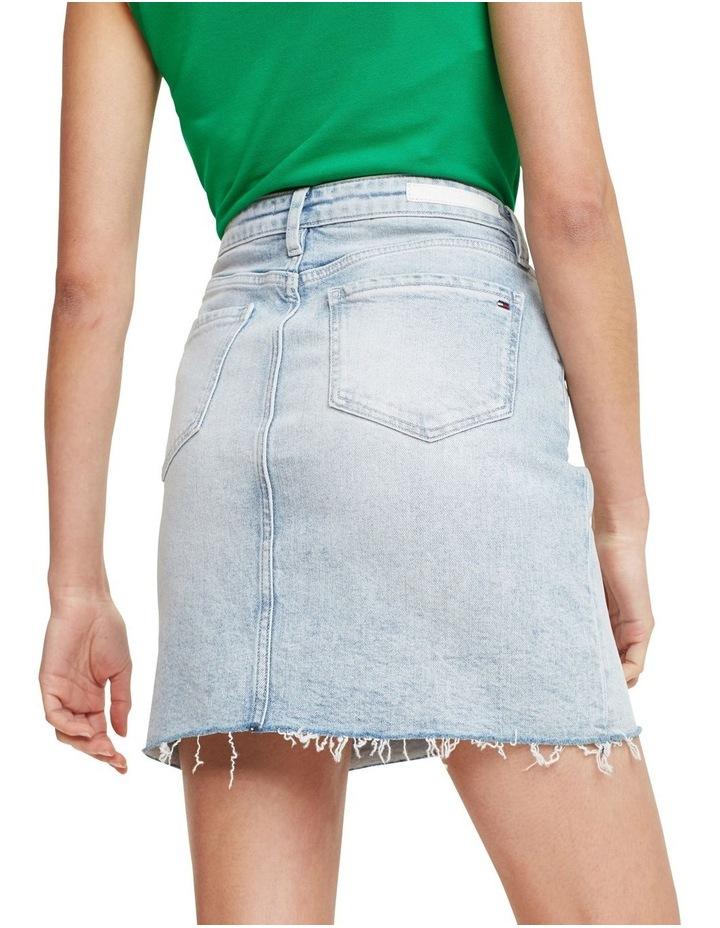 Rome Raw-Edge Skirt image 2