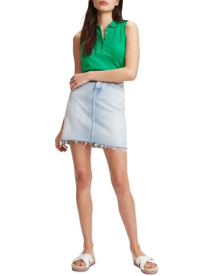 Rome Raw-Edge Skirt image 3