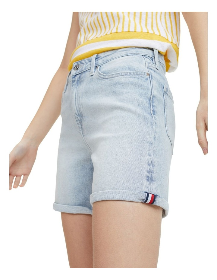 Essential Rome High Waisted Short image 3