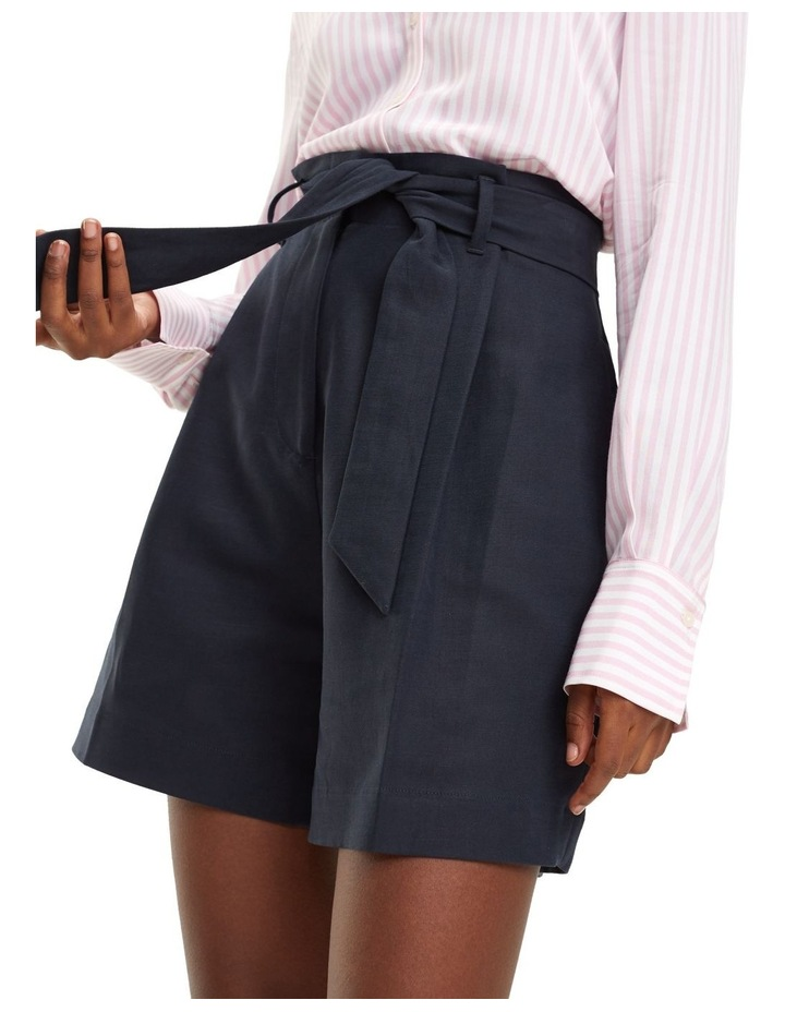Carolina High Waisted Bermuda Shorts image 1