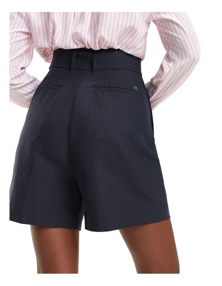 Carolina High Waisted Bermuda Shorts image 2