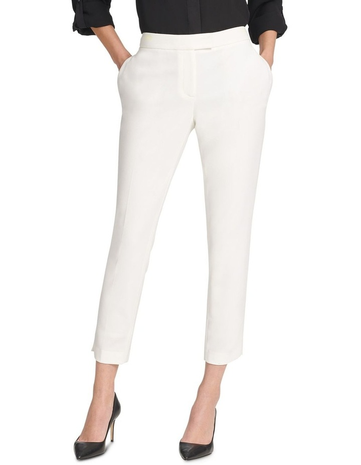 Foundation - Slim Pant With Side Slits image 1