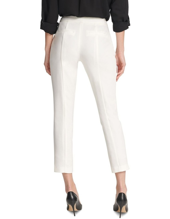 Foundation - Slim Pant With Side Slits image 2