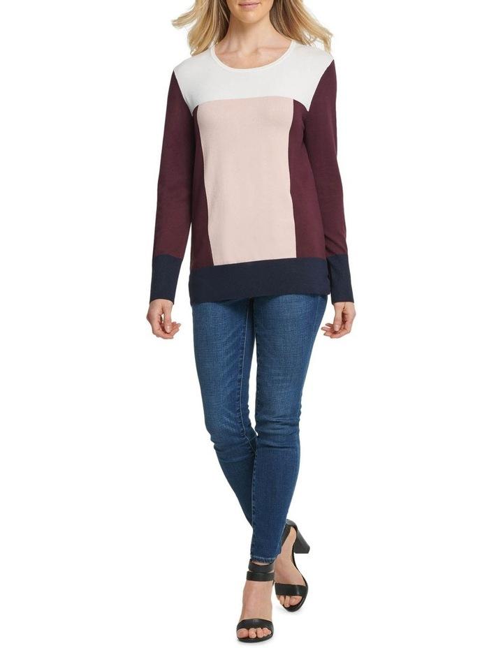 Colorblock Sweater image 1