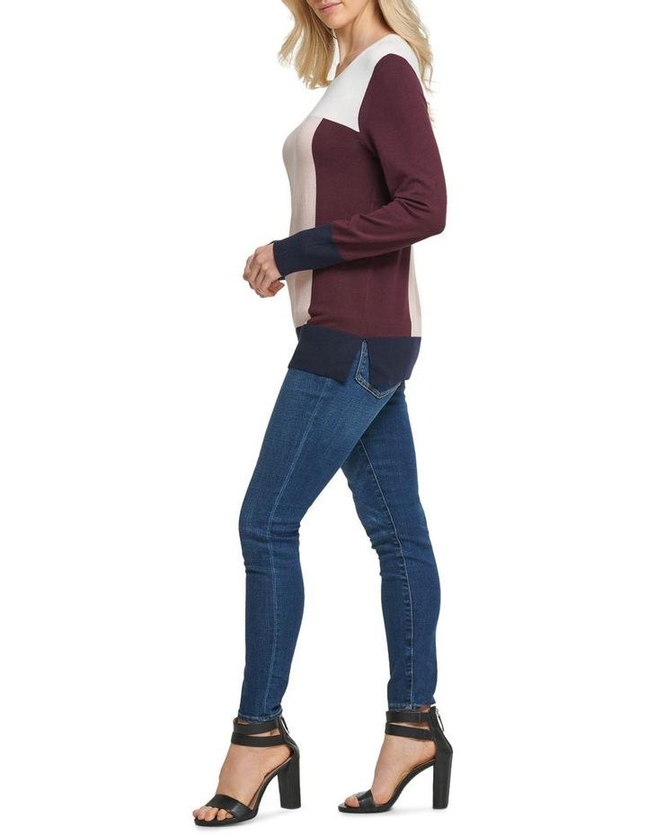 Colorblock Sweater image 2