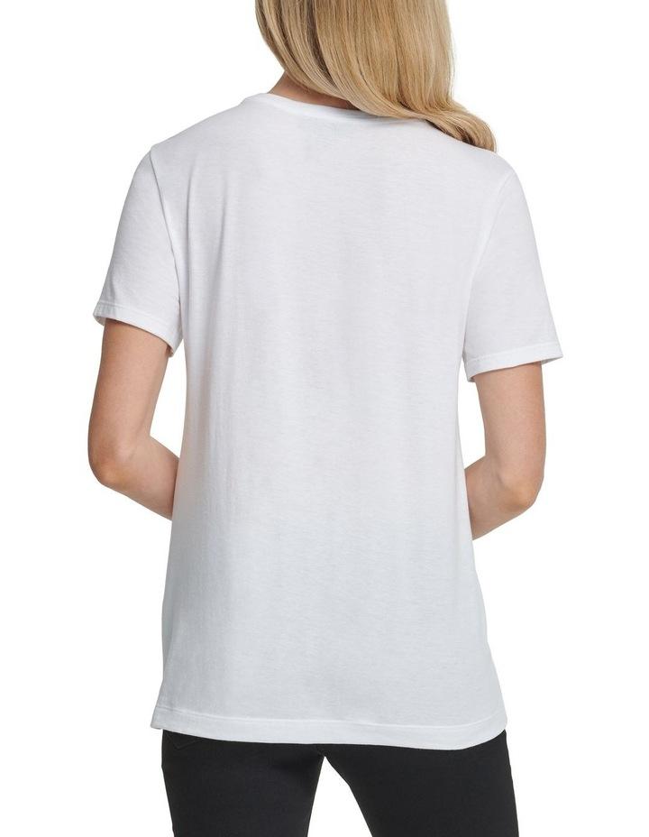 Exploded 'Nyc' Logo T-Shirt image 3