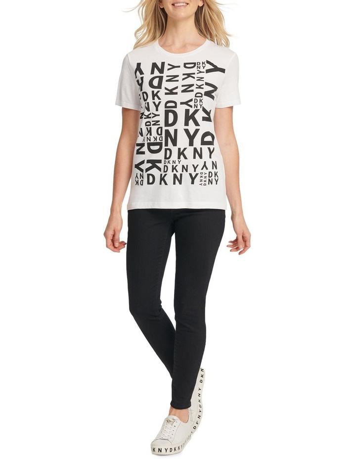 Mixed Dkny Logo T-Shirt image 1