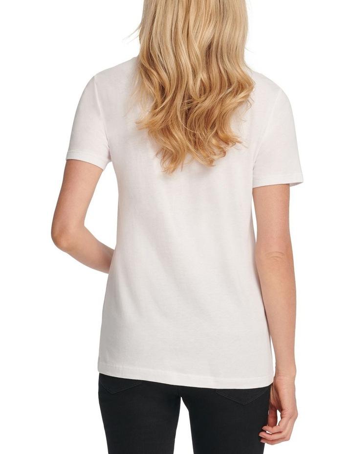 Mixed Dkny Logo T-Shirt image 3