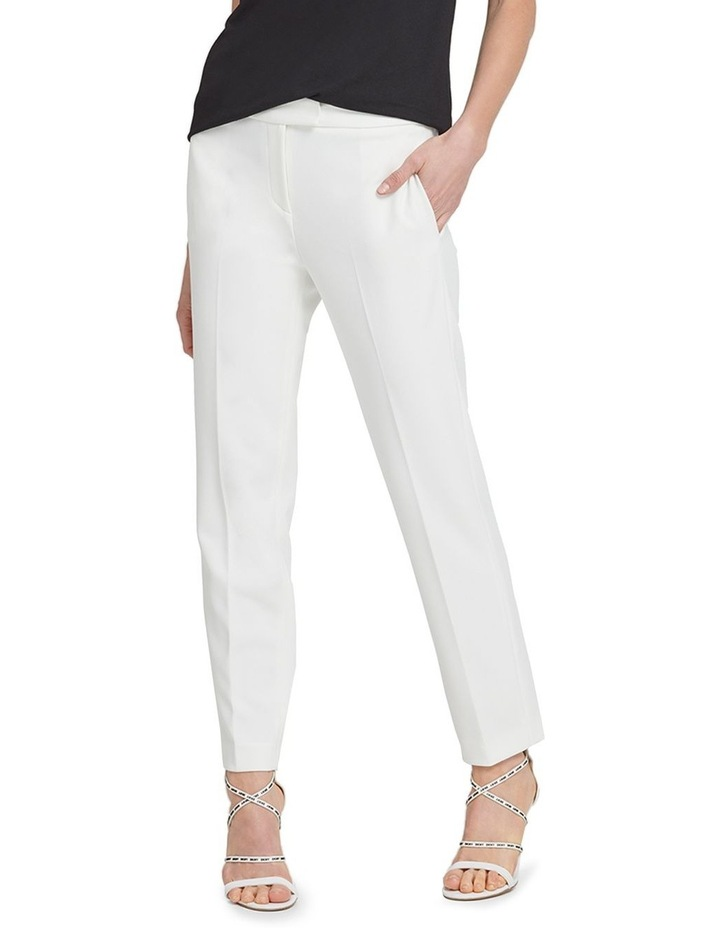 Foundation - Slim Pant with Side Slits image 1