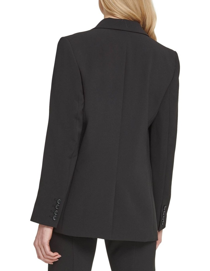 Single Breasted One Button Jacket image 3