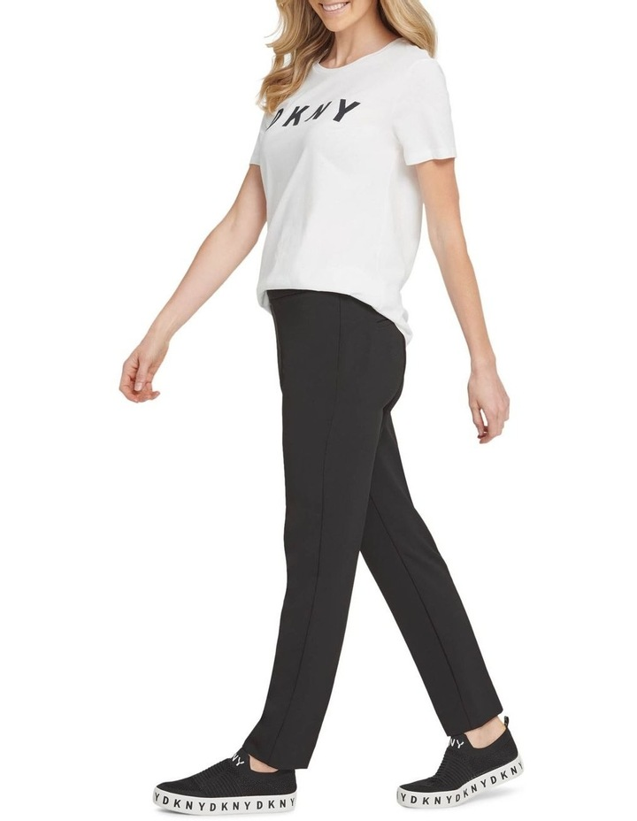 Straight Leg Side Zip Pant image 2