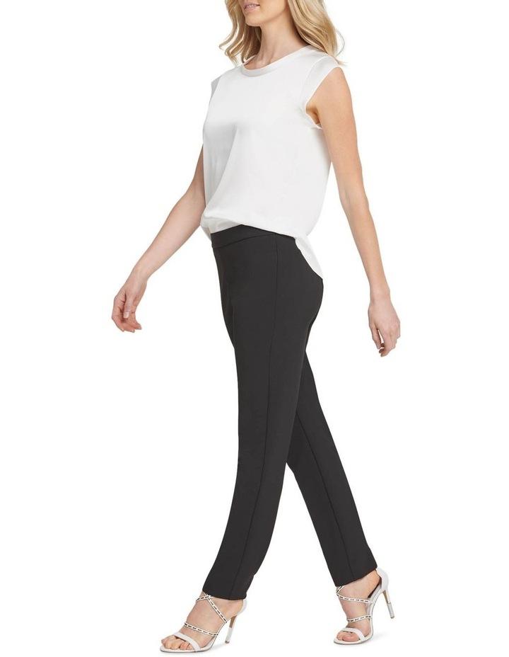 Straight Leg Side Zip Pant image 3