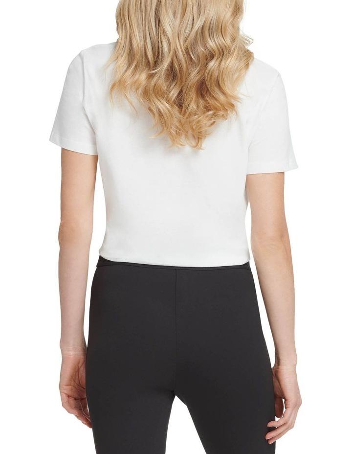 Straight Leg Side Zip Pant image 4