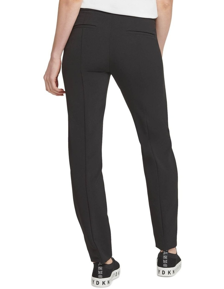 Straight Leg Side Zip Pant image 5
