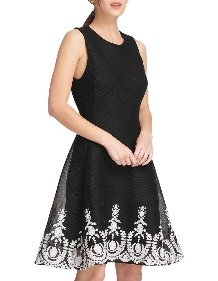Sleeveless Fit & Flare Dress image 2