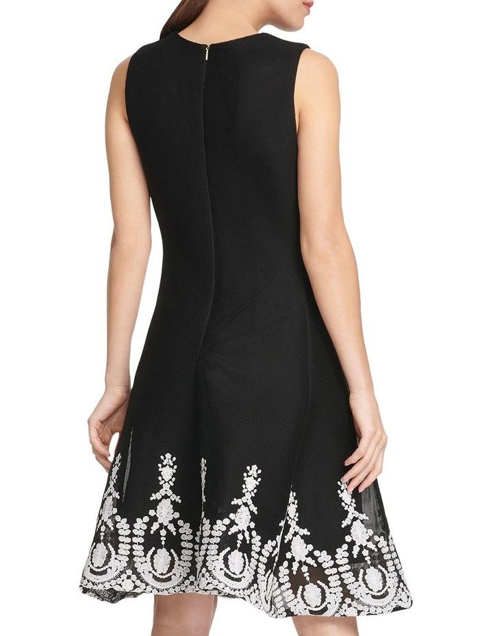 Sleeveless Fit & Flare Dress image 3