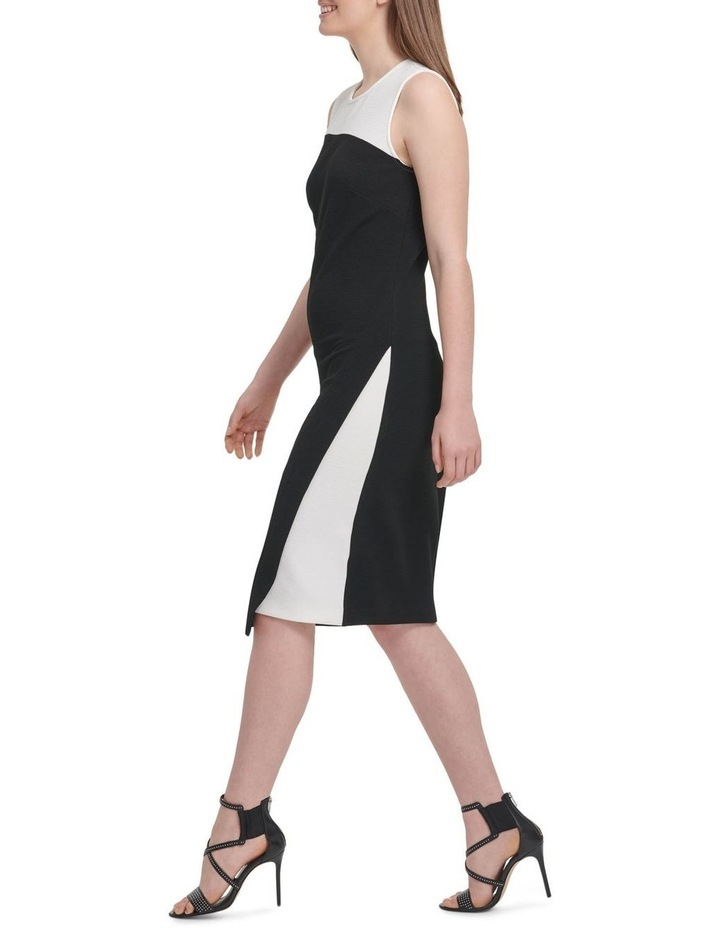 Sleeveless Colorblock Dress image 2