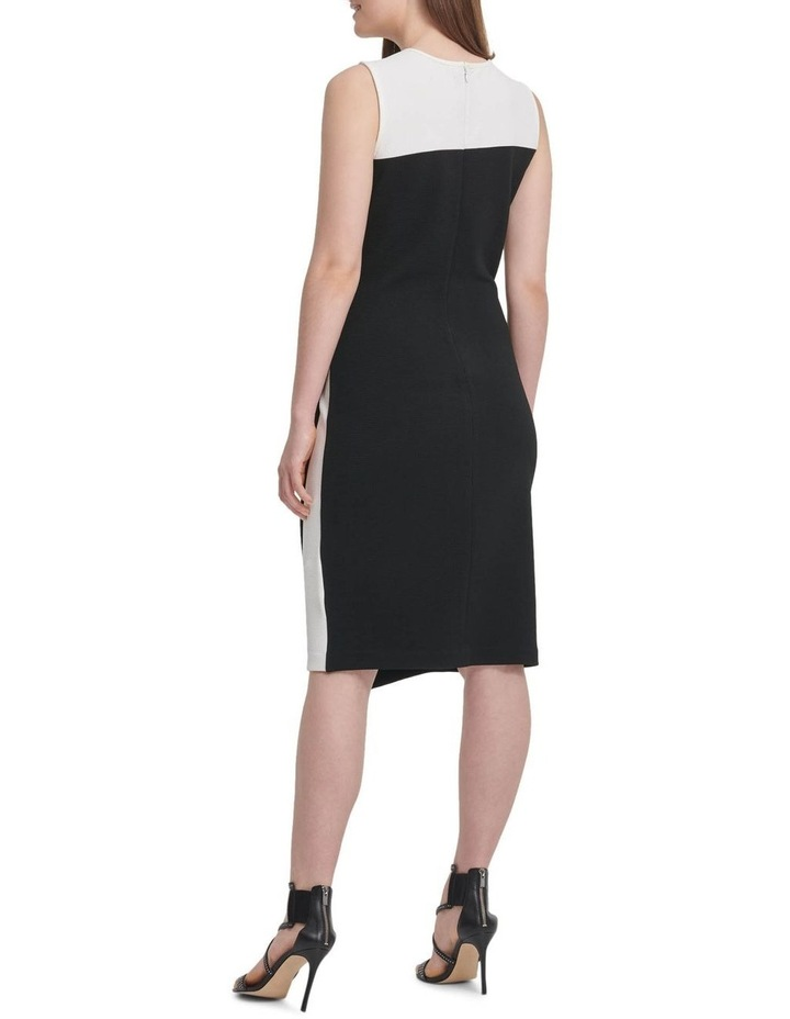 Sleeveless Colorblock Dress image 3