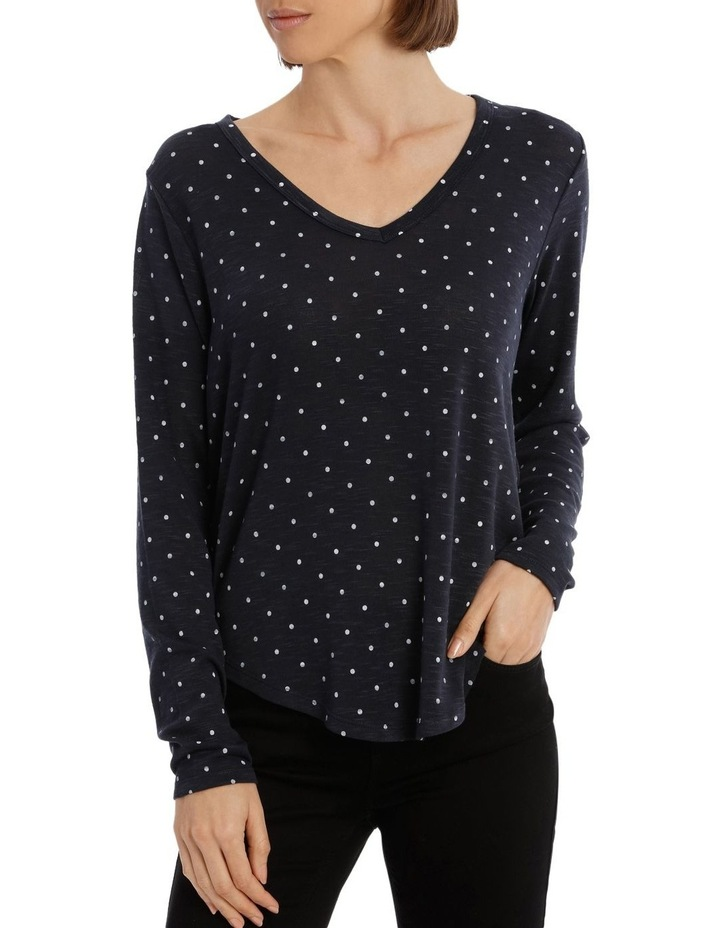 Sallo V-neck Blouse image 1