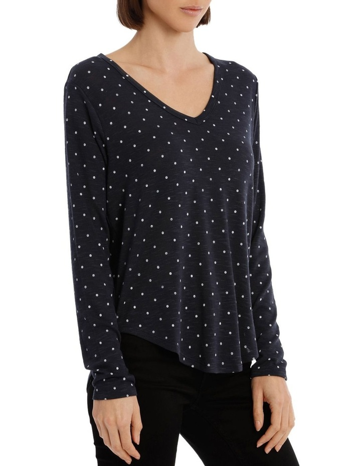 Sallo V-neck Blouse image 2