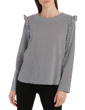 3b0457500629 Vero Moda Maji Long Sleeve Top