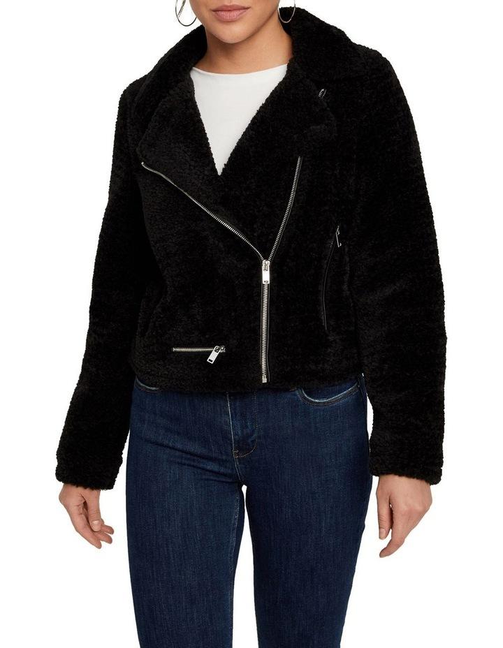 Nancy Faux Fur Jacket image 1