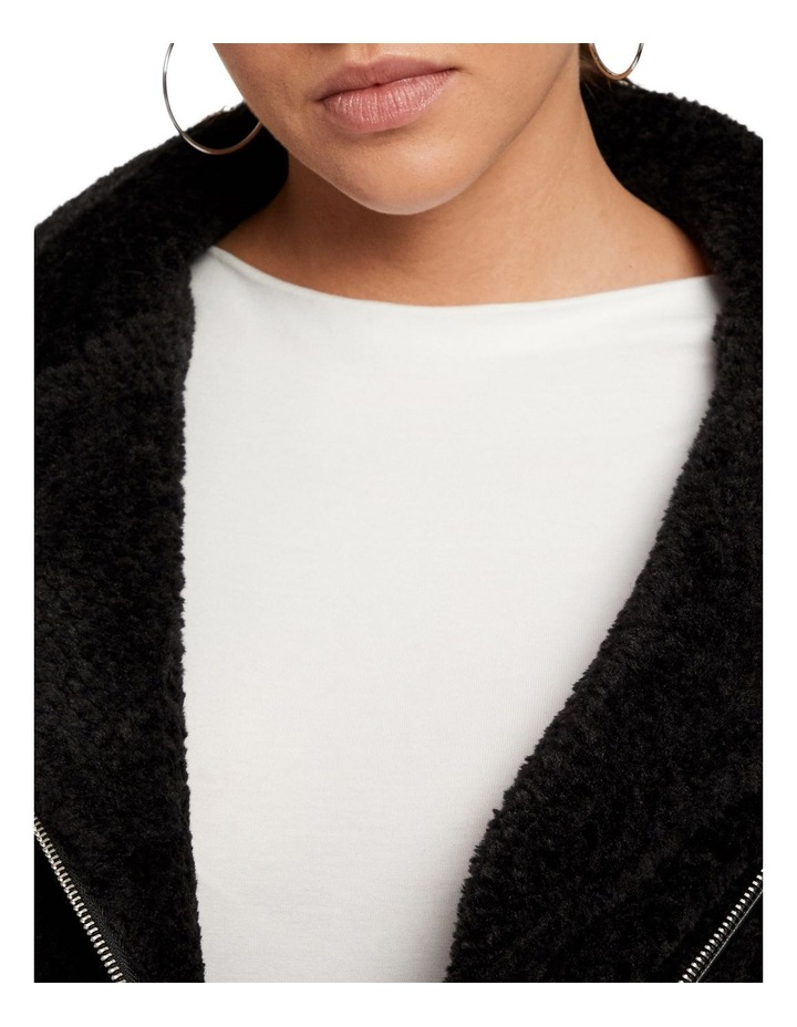 Nancy Faux Fur Jacket image 4