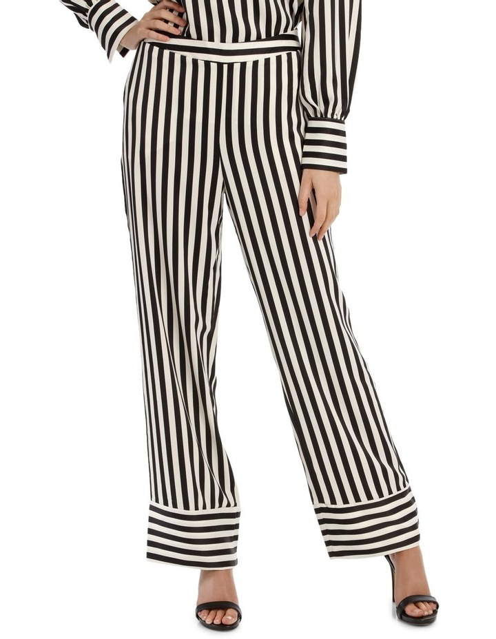 Wide Stripe Pants image 1