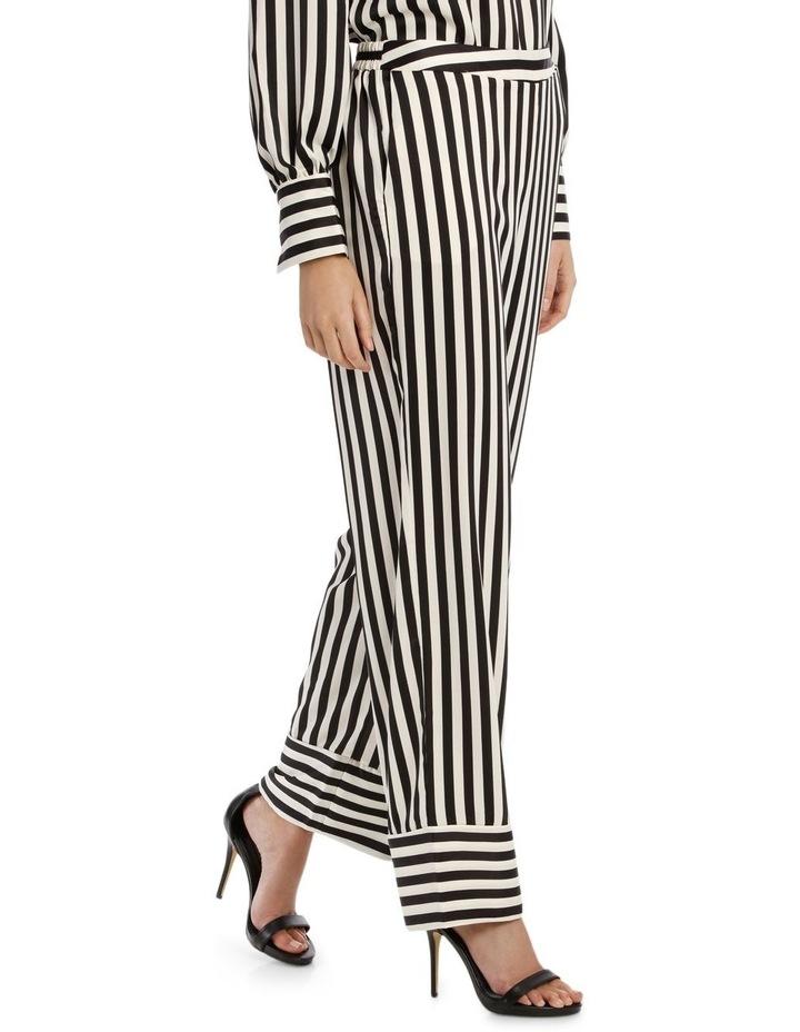 Wide Stripe Pants image 2
