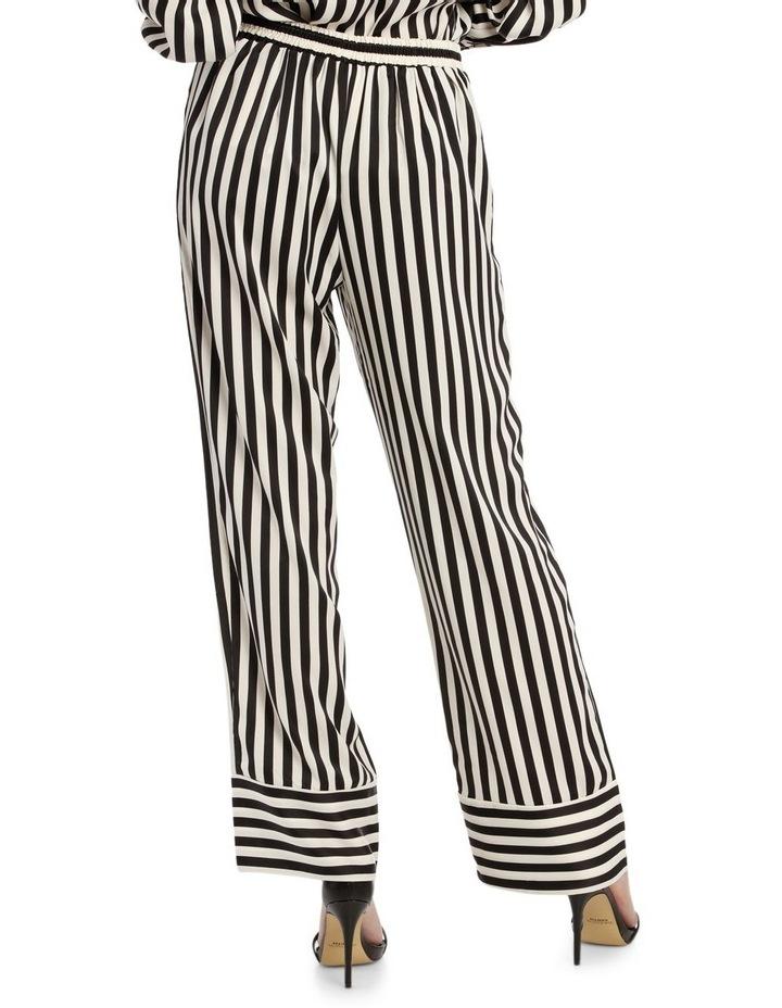 Wide Stripe Pants image 3