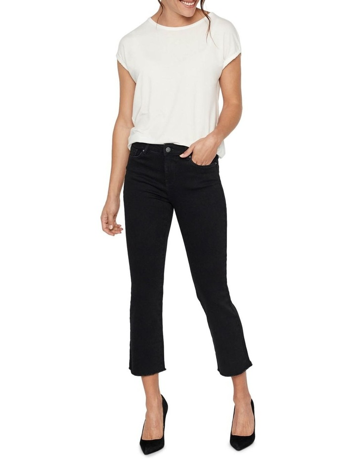 Sheila Kick Flare Jeans image 2
