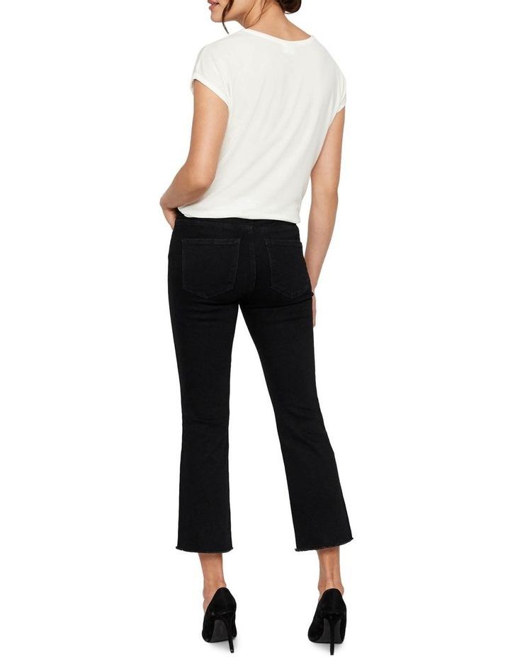 Sheila Kick Flare Jeans image 3