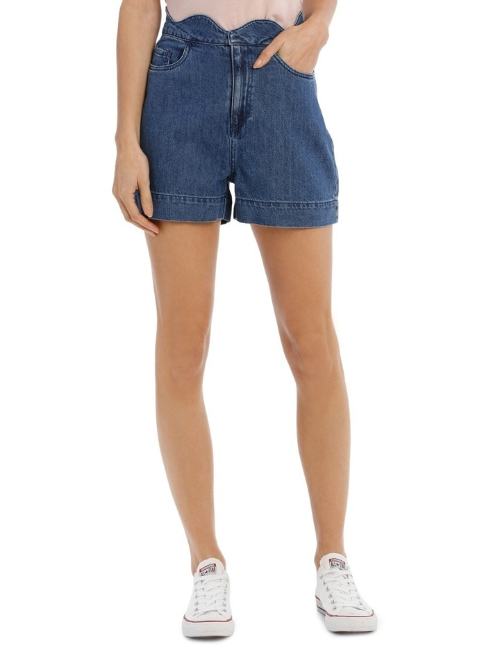 Lisa Scallop Shorts image 1