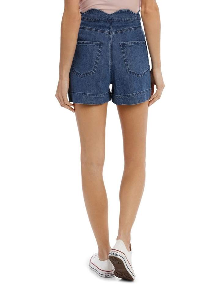 Lisa Scallop Shorts image 3