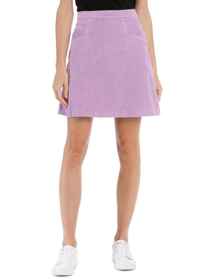 Thea Corduroy Skirt image 1