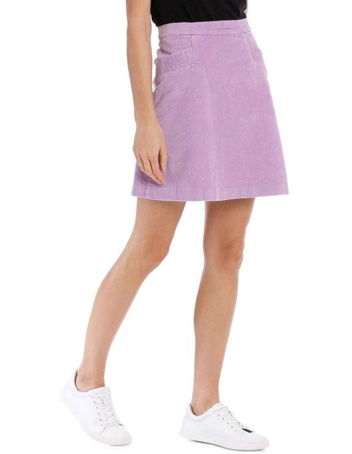Thea Corduroy Skirt image 2