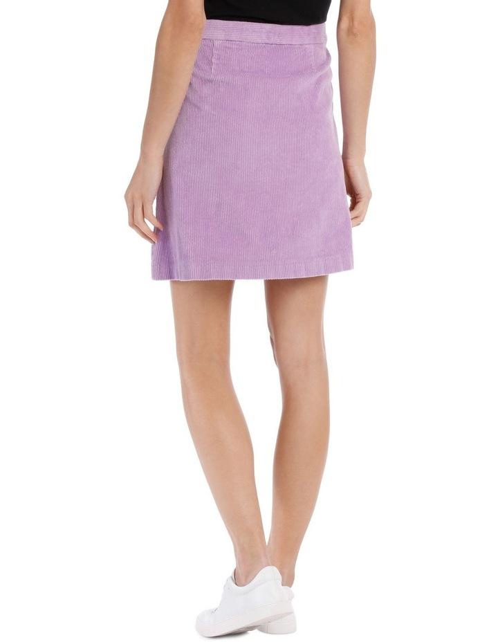 Thea Corduroy Skirt image 3