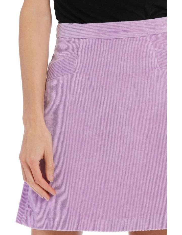 Thea Corduroy Skirt image 4