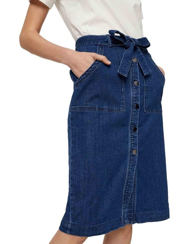 Julia Denim Skirt image 1