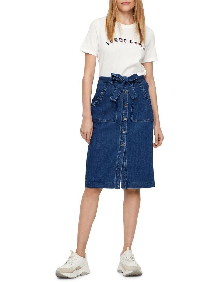 Julia Denim Skirt image 2