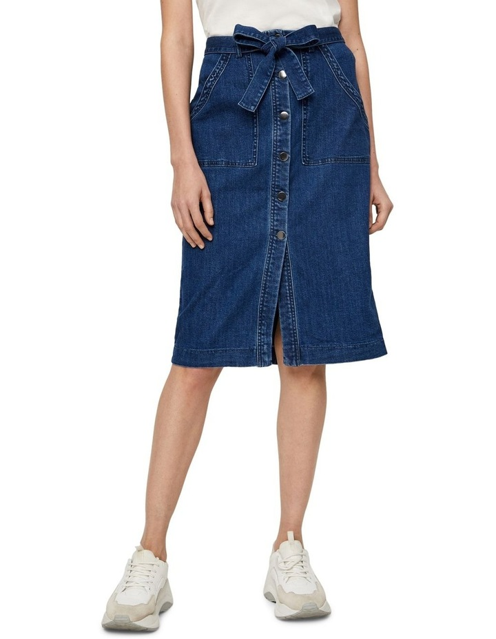 Julia Denim Skirt image 3