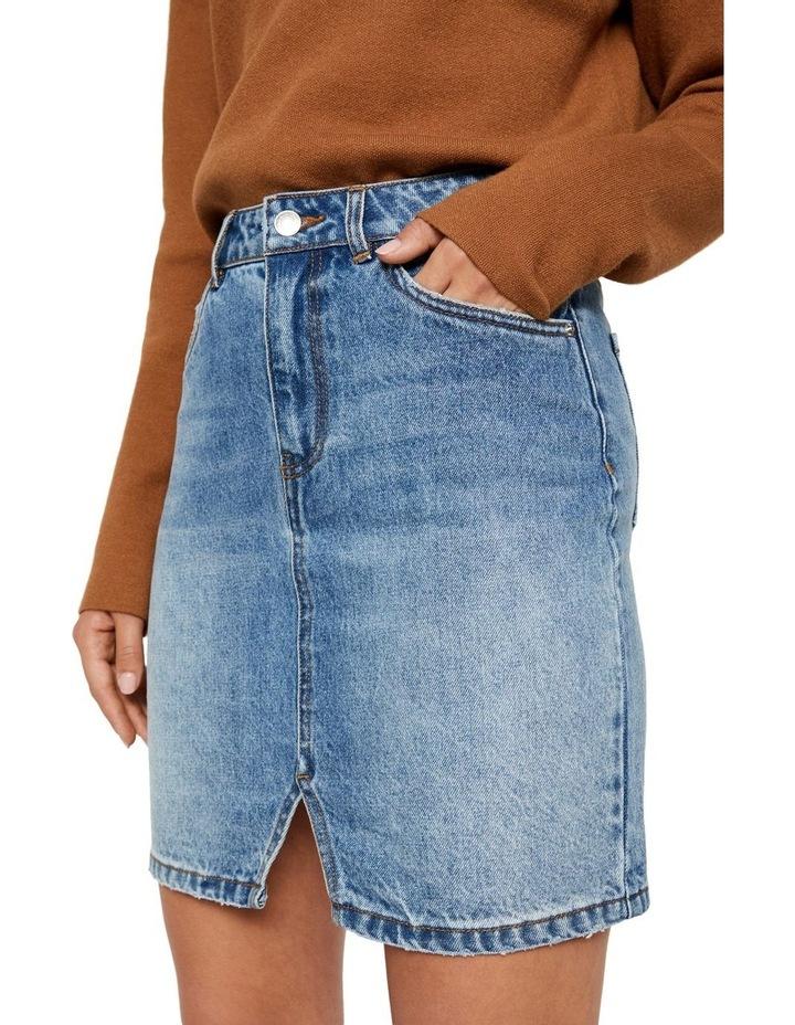 Asla Denim Skirt image 3