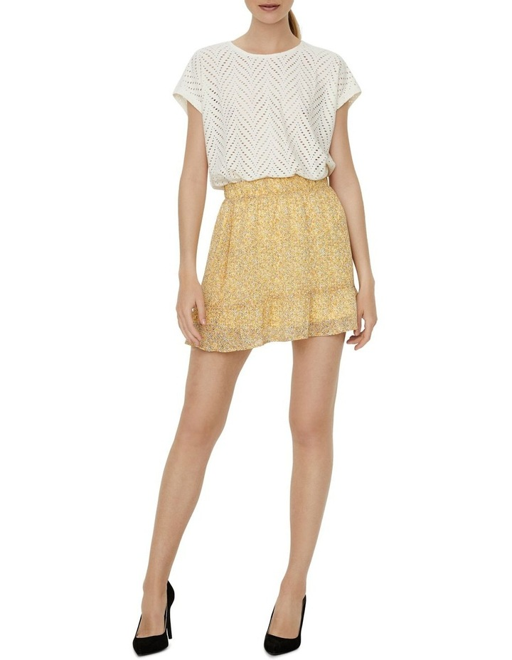 Lucia High Waisted Short Skirt image 3