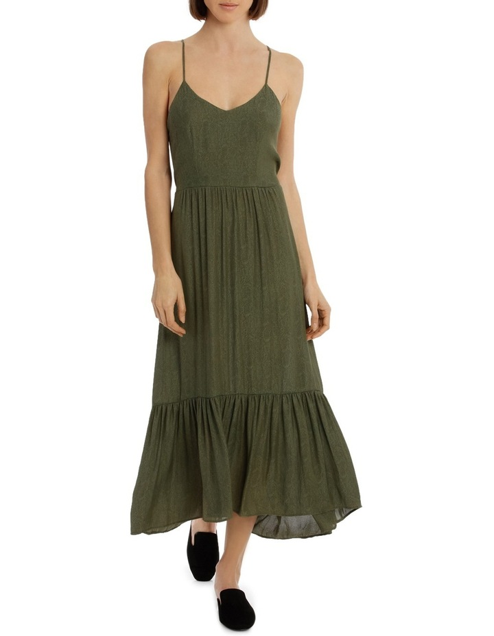 Faline 7/8 Slip Dress image 1