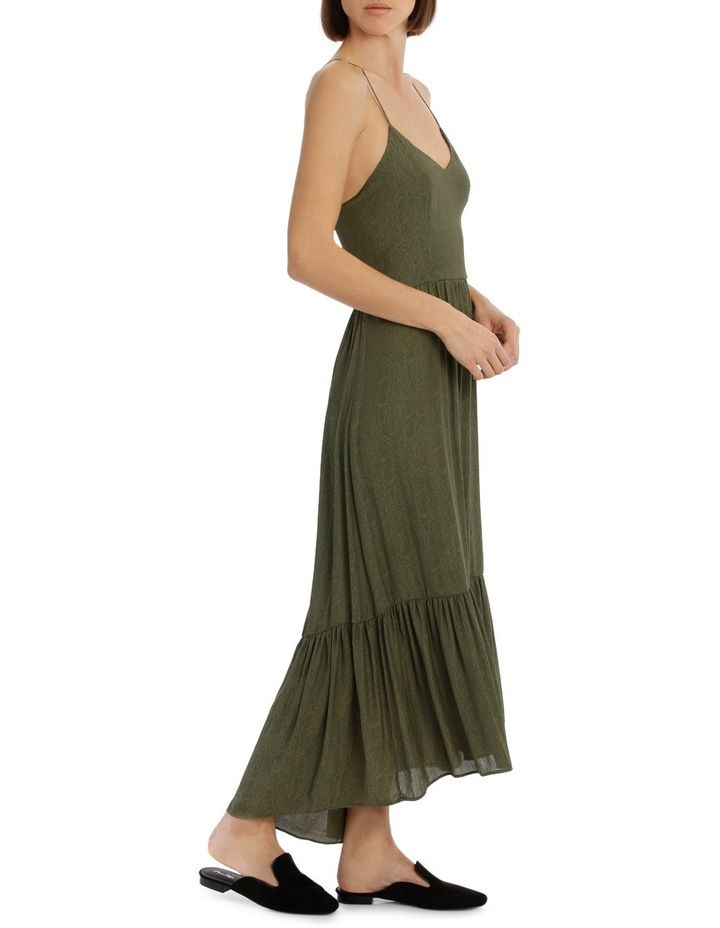 Faline 7/8 Slip Dress image 2