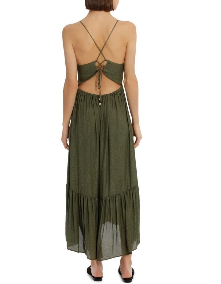 Faline 7/8 Slip Dress image 3